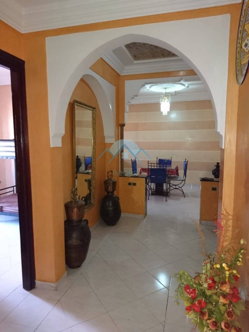 MARRAKECH GUELIZ ,APPARTEMENT 84 m