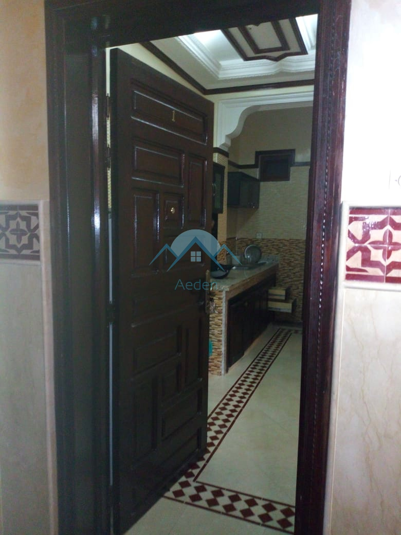 MARRAKECH, APPARTEMENT STUDIO 33m²+15m²