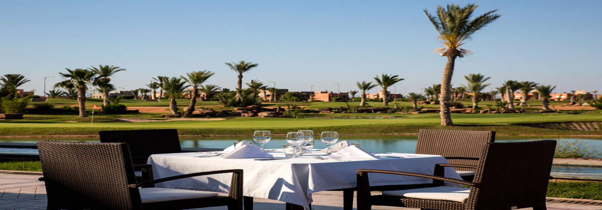 Marrakech , Atlas Golf Resort