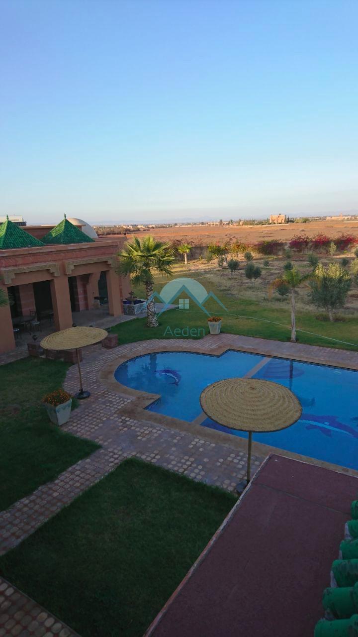 Marrakech Route Ourika ,Villa 2