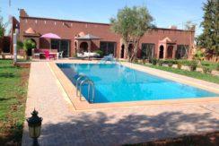piscine villa zaraba