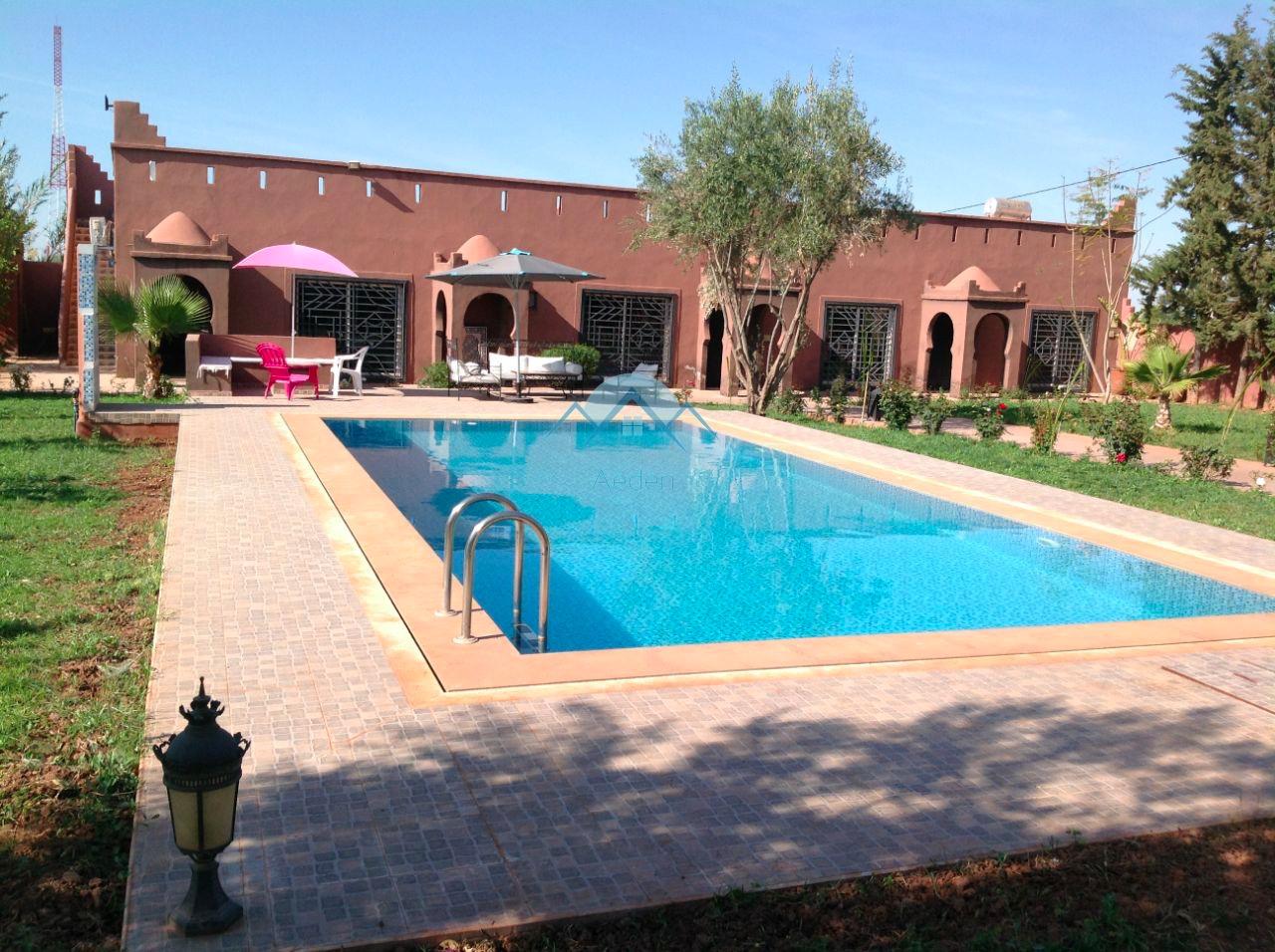 Marrakech Tasoultante Zaraba , Villa