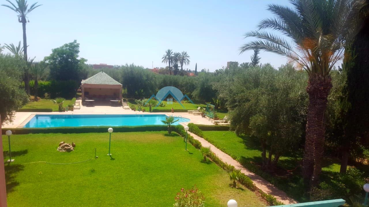 Marrakech Route de Fés, Villa 1 Ha