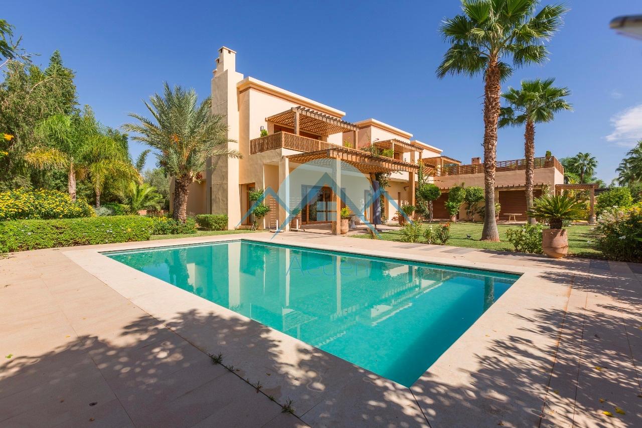 Marrakech Amelkis ,Villa 1800 m²