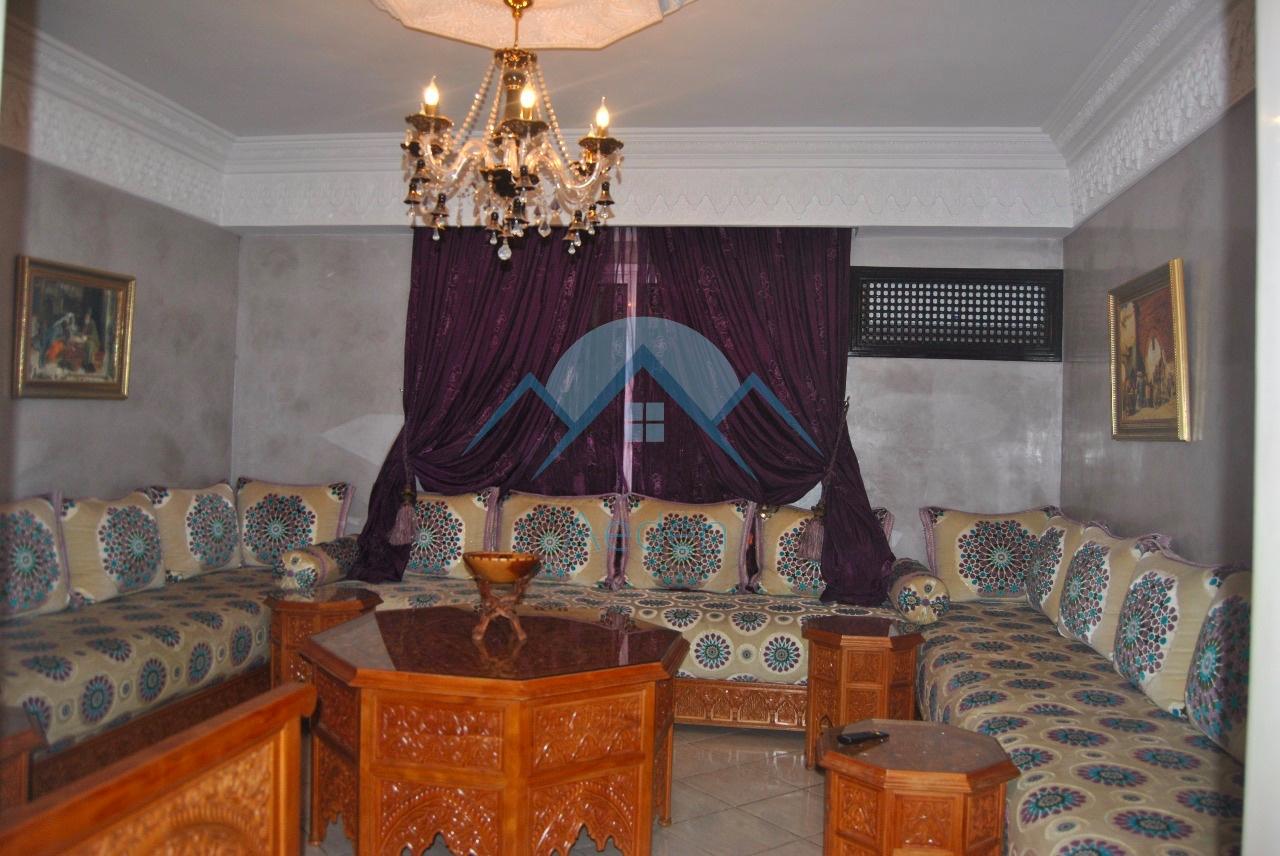 Marrakech Bd Allal Fassi, Appartement 90 m²