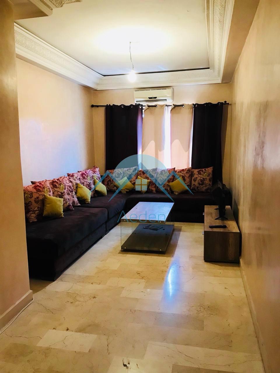 Gueliz, bel appartement à louer