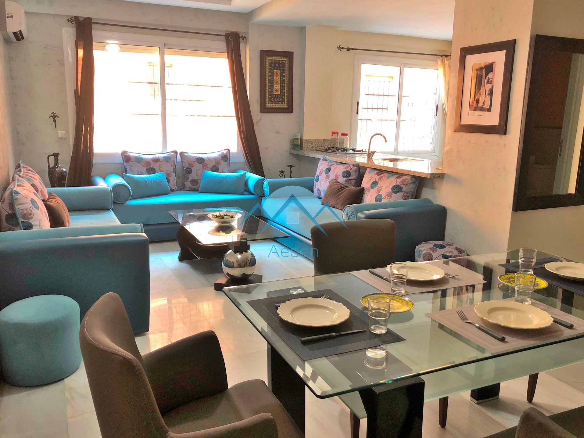 Marrakech, appartement de luxe à louer