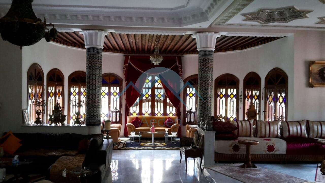 Targa-Jaouhar, villa de charme 1200m