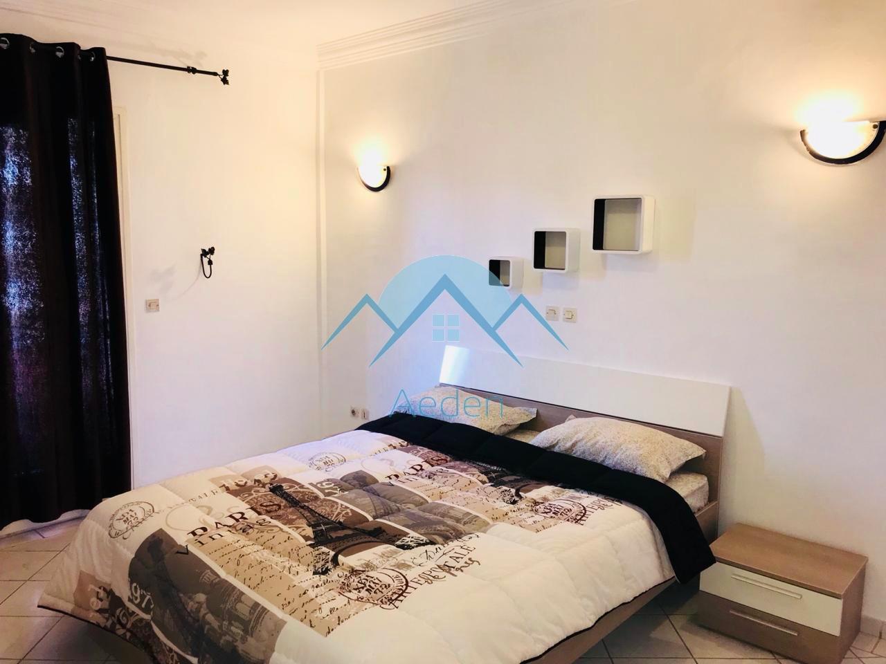 Marrakech-Gueliz, Appartement spacieux à louer