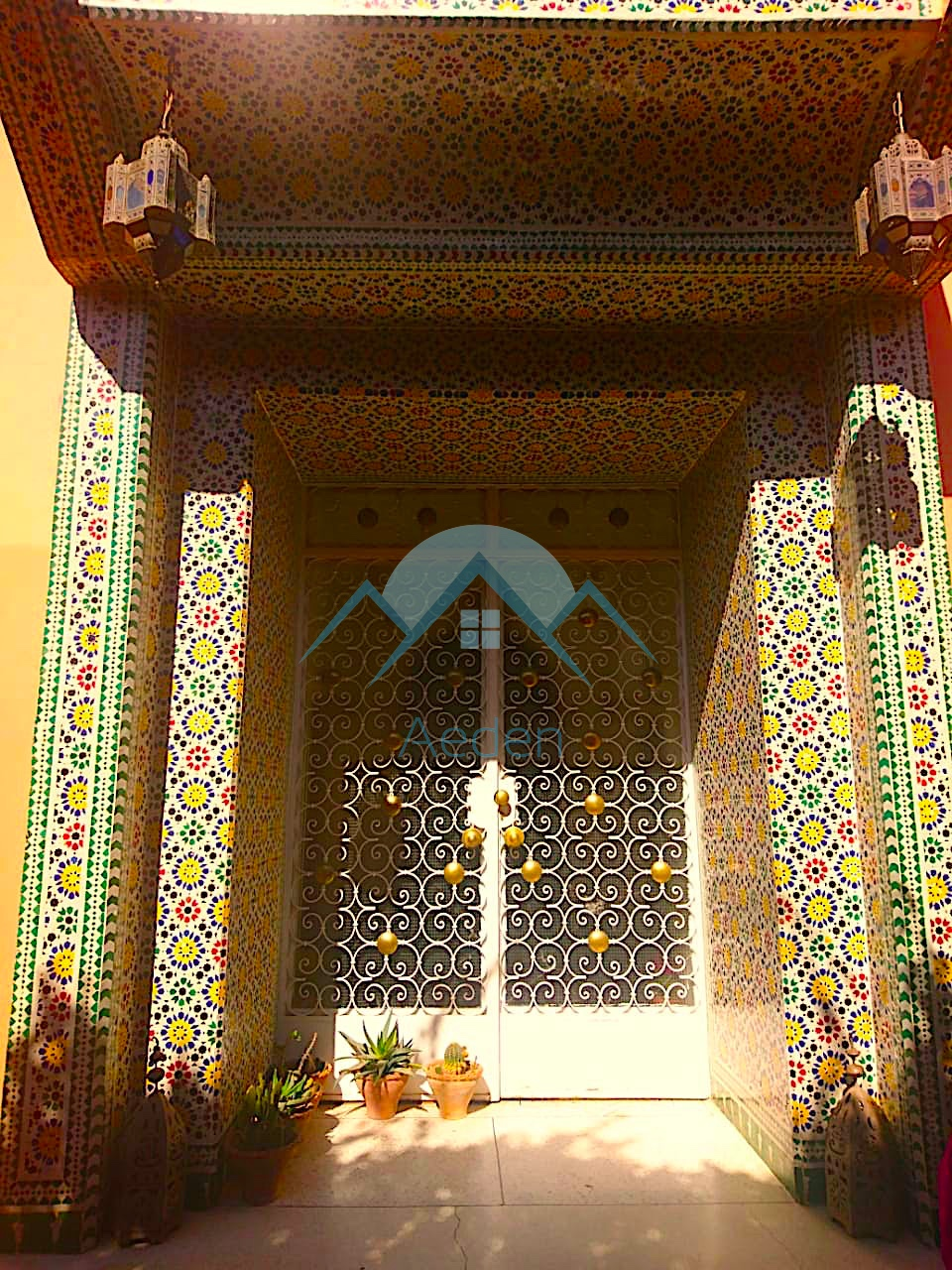Grand maison en vente, Marrakech Allal Fassi