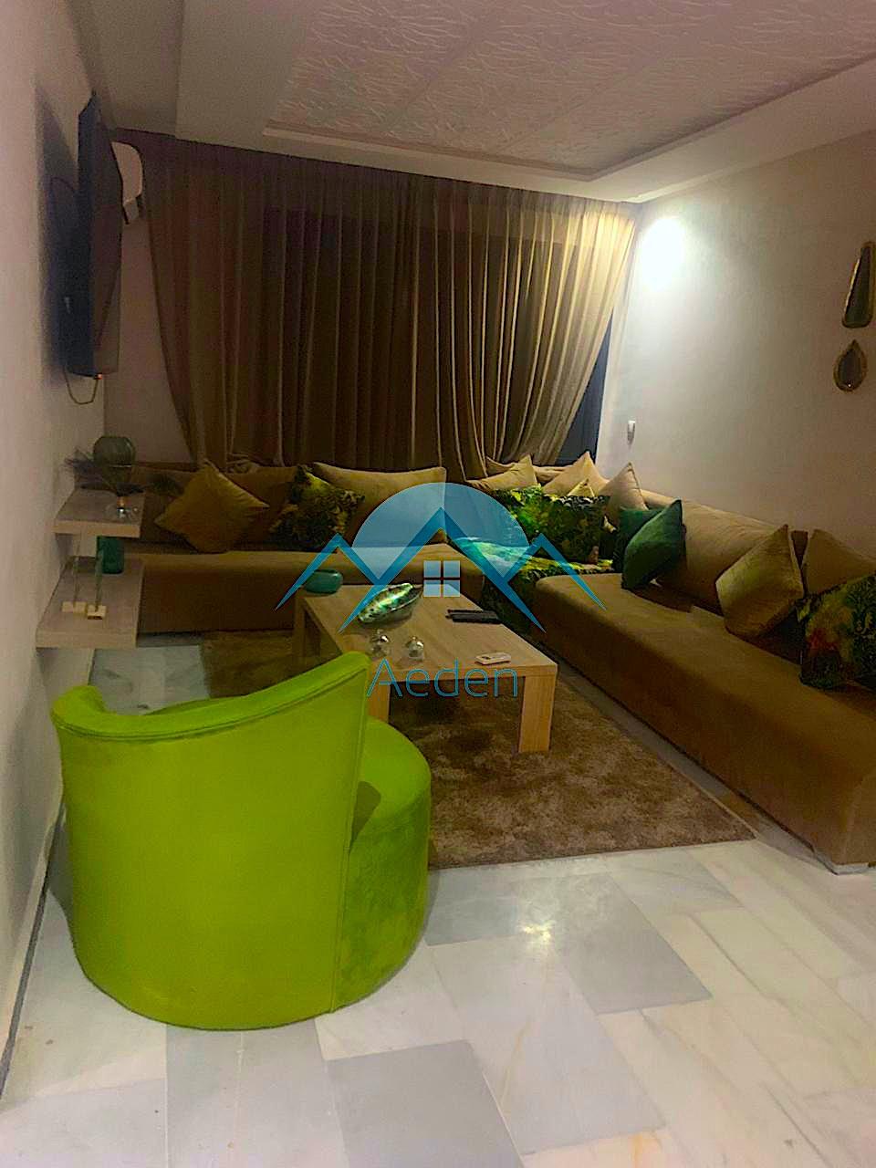 A louer, appartement standing à Gueliz-Marrakech