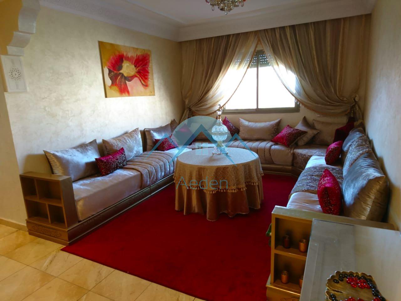 A louer, appartement Dar Essalam route agadir