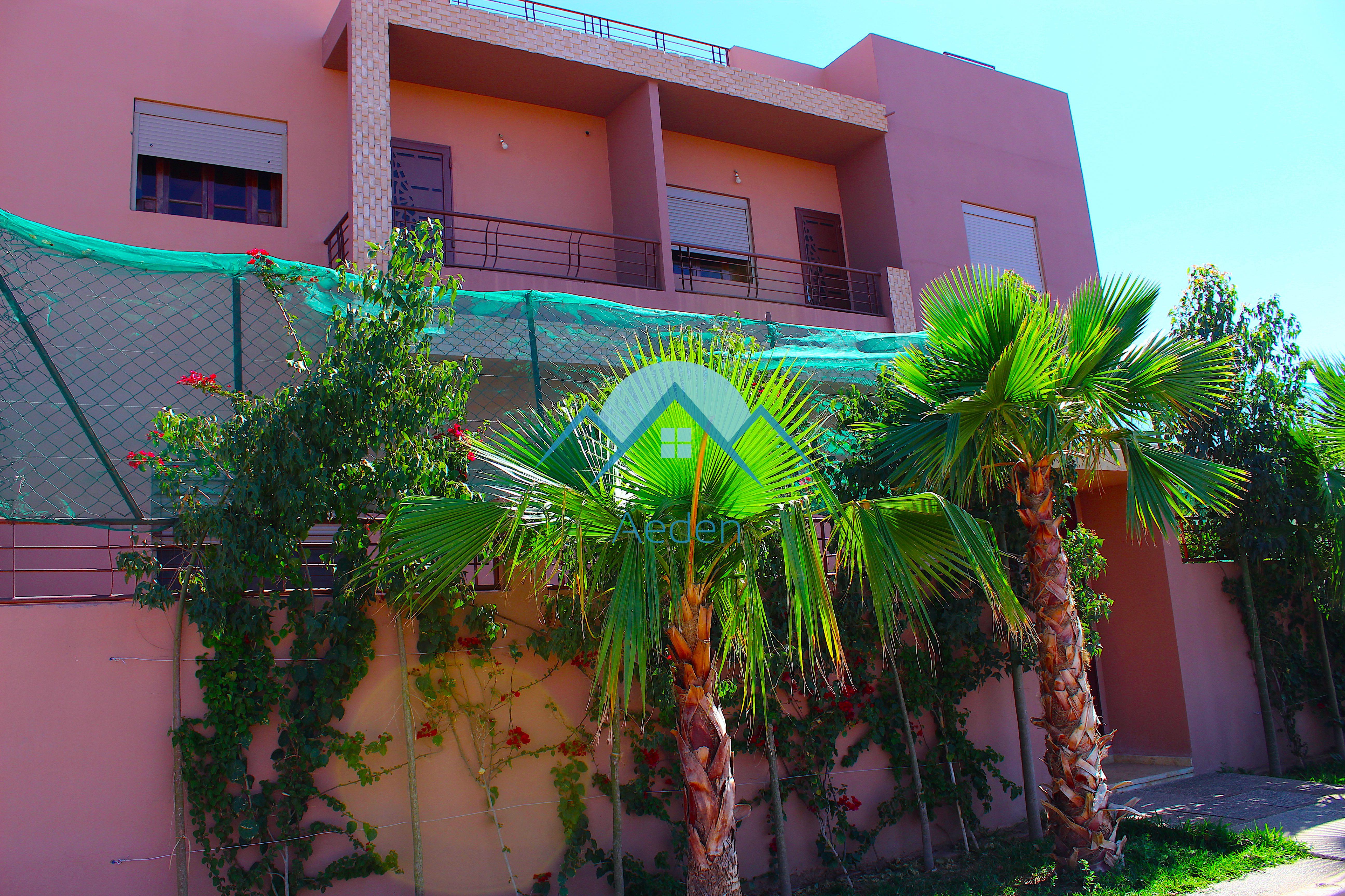 Vente, villa de charme à Marrakech