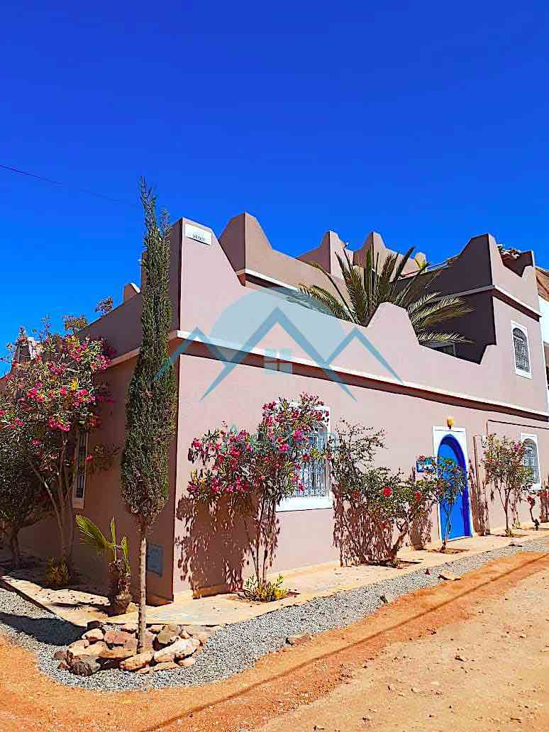 Villa-Riad à vendre – Mirleft