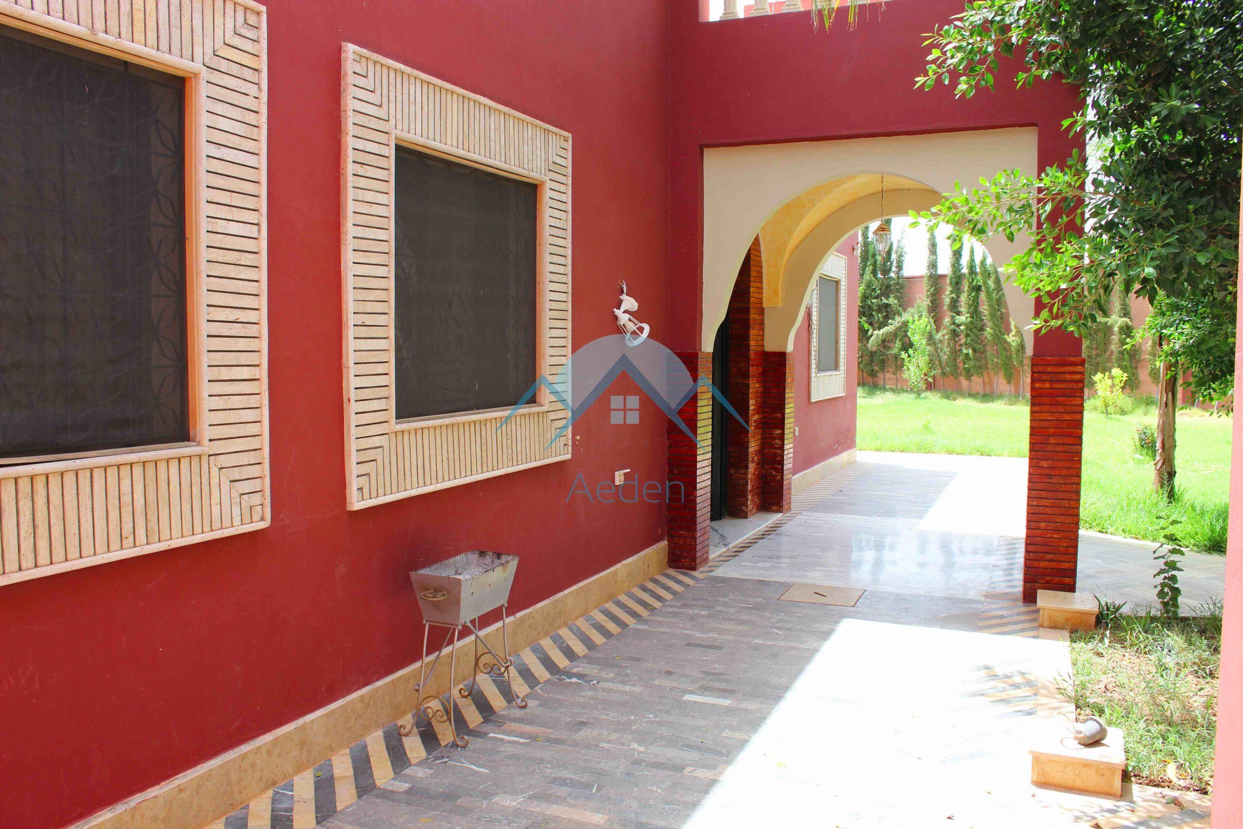 Villa à vendre, Souihla Marrakech